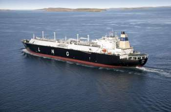 China imports 3.39 mln tonnes of LNG in April