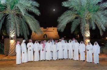 الأمير سلطان بن سلمان يقيم مأدبة سحور لعدد من سفراء دول مجلس التعاون الخليجي