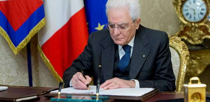 Italian president's powers limited but key in a crisis