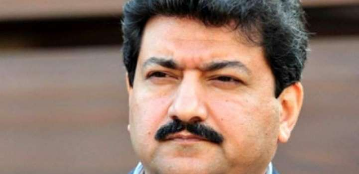 Hamid Mir explains consensus upon Nasir-ul-Mulk's name for Inte ..