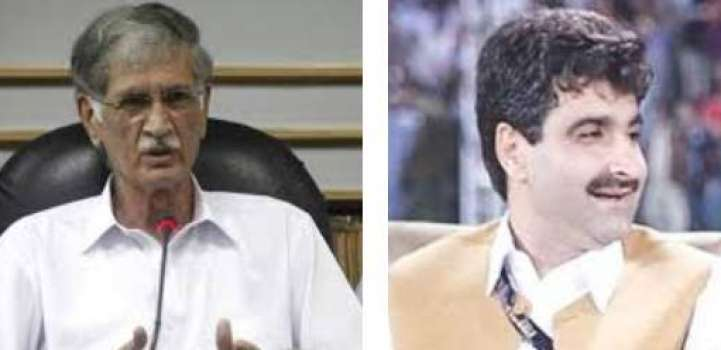 Manzoor Afridi to assume charge as caretaker CM