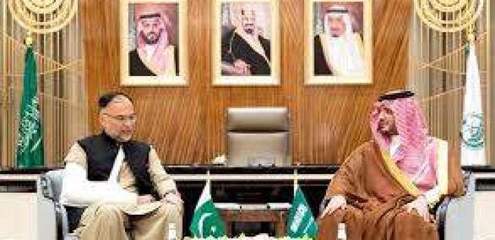 Pakistan, Saudi Arabia vow to further strengthening of economic c ..