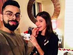 Anushka Sharma celebrates birthday with husband Virat Kohli in the sweetest way