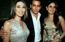 Salman Khan more close to me than Kareena: Karishma Kapoor