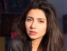 Pakistani actress Mahira Khan touches down Cannes