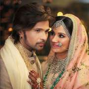 Bollywood weddings: Himesh Reshamiya ties the knot following Sonam Kapoor, Neha Dhupia