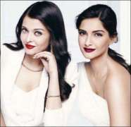 Sonam Kapoor welcomes Aishwarya Rai on Instagram