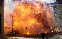 انڈونیشیا ، موٹرسائیکل سوار آتا سورابایاٹی پولیس ہیڈ کوارٹر آ خود کش جلہو، کارندہ تپاخت