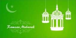 سعودی عرب اچ رمضان شریف دے دوران روحانی ماحول نال ہم آہنگ پروگراماں دا اجرائ