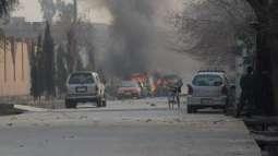 عراق، بغداد خودکش دھماکہ غاتے ٹی 8 بندغ تپاخت