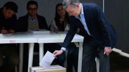 Colombia presidential vote poses test for FARC peace deal