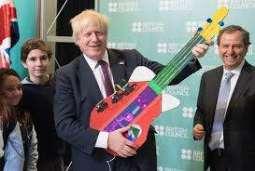 UK must 'fully' leave EU customs union: Johnson