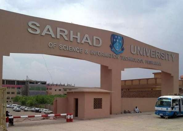 Seminar Titled MS, M Phil, Ph D Admissions Criteria Held At Sarhad