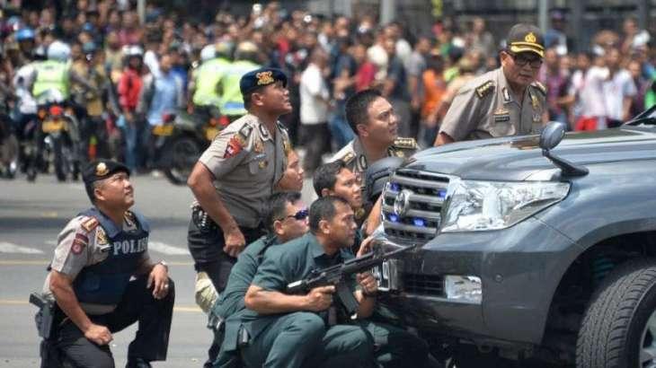 S. Korea joins international  condemnation of terror attacks in Indonesia
