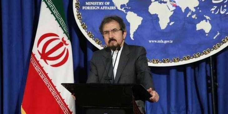 Iran says central bank sanctions only make it 'more determined'