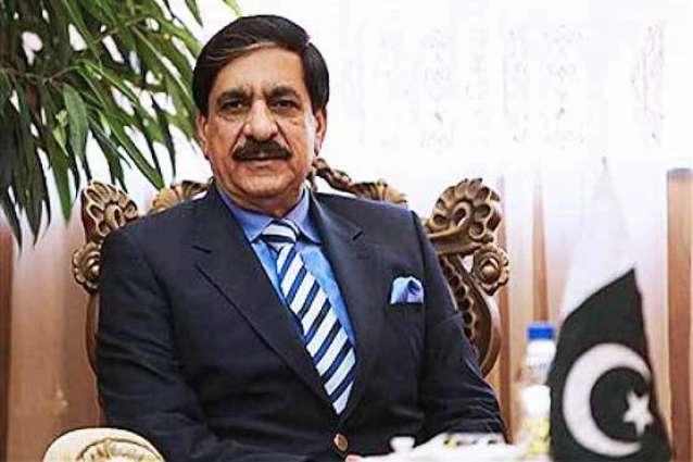 وفد أفغاني بقيادة نائب وزير خارجية أفغانستان يلتقي مستشار الأمن القومي الباكستاني