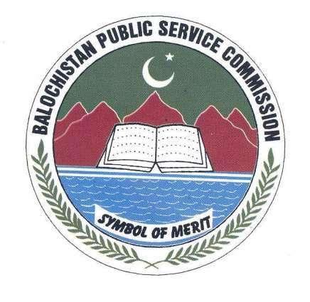 بلو چستان پبلک سروس کمیشن و محکمہ قانون وپارلیمانی امو ر ٹی تقر ر و بدلی