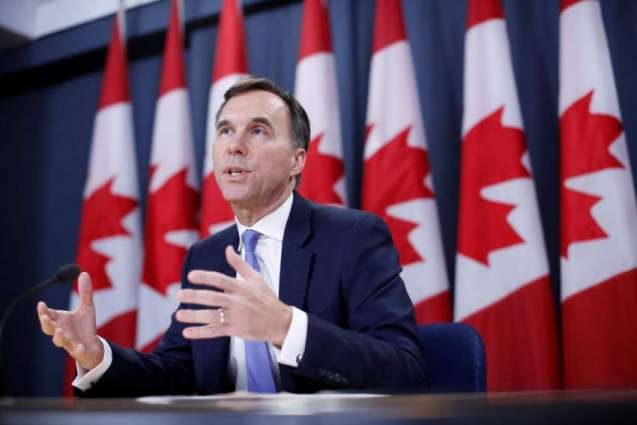 Canada ready to indemnify Trans Mountain pipeline losses: Morneau