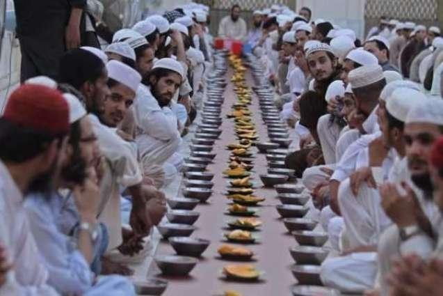 پاکستان تے سعودی عرب وچ پہلا روزہ اِکو دن رکھیا جائے گا