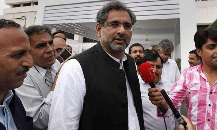 وزیراعظم شاہد خاقان عباسی دا کرنل سہیل عابد دی شہادت دے واقعے تے ودھ سارے ڈکھ دا اظہار