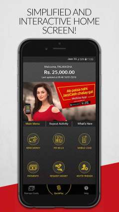 JazzCash Introduces Its All New JazzCash App and Online Banking