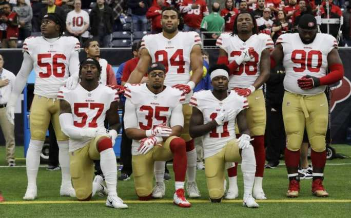 78915aee NFL Orders Players To Stand For Anthem Or Stay In Locker Room ...