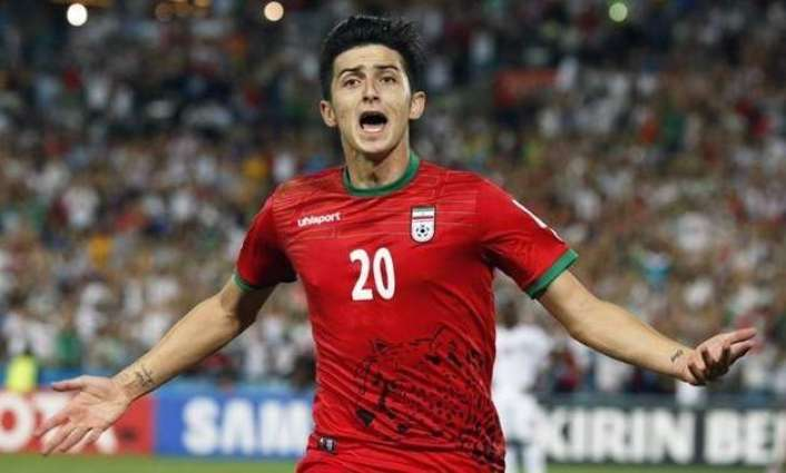 a71ef669c Sardar Azmoun  Irans New Goalscoring Hope