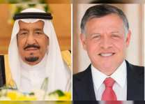 Saudi Crown Prince, Jordanian King discuss regional developments