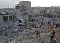 مقتل 51 مدنياً حصيلة غارات استهدفت شمال غرب سوريا