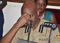 Uganda arrests former police chief Kale Kayihura