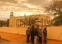 مسجد وچ اعتکاف بیٹھے نمازیاں اُتے حملا،2ہلاک، 2زخمی