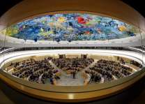 Threat of US withdrawal hangs over UN rights body