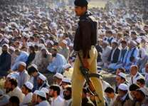 Eid-ul-Fitr observed amid strict security