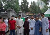 Pakistani community celebrates Eid ul Fitr in China