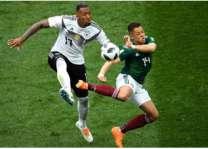 ألمانيا حامل اللقب تسقط أمام المكسيك في بداية مشوارها بكأس العالم