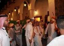 أكثر من 3500 زائر لفعاليات الحي التراثي بالمدينة المنورة