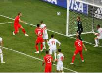 انجلترا تتغلب بصعوبة على تونس ضمن منافسات المجموعة السابعة بكأس العالم