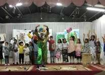 فنون نجران تنظم مسرح الطفل