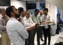 """""""طرق دبي"""" تطلع في إيطاليا على اختبارات أنظمة الاتصالات لمشروع مسار 2020"""