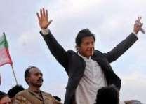 کراچی دے حلقہ این اے 243توں عمران خان دے کاغذات نامزدگی منظور