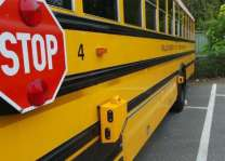 School bus driver banned for failing to extend the stop-arm