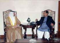 رئيس وزراء إقليم السند وقنصل عام الدولة في كراتشي يبحثان التعاون