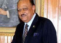 President Mamnoon Hussain condoles demise of Muzaffar Ahmed Hasmi
