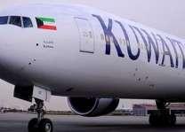 عودة طائرة للخطوط الجوية الكويتية الى مطار الكويت من وجهتها بعد اصابتها بخلل فني