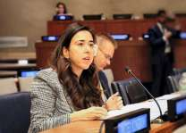 UAE committed to accelerating cooperation with UN to boost humanitarian relief in Yemen, says Ambassador Lana Nusseibeh - Final add