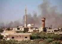 الأمم المتحدة وواشنطن تطالبان بوقف فوري للعمليات العسكرية في جنوب سوريا