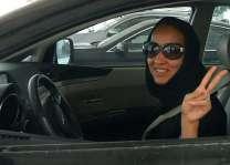 Saudi women driving ban ends