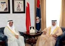 معالي وزير الداخلية يبحث مع السفير الكويتي عددا من الموضوعات ذات الاهتمام المشترك