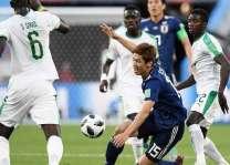 كأس العالم 2018 : المنتخبان الياباني والسنغالي يخرجان بالتعادل 2-2