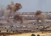 سقوط ثلاث قذائف من الجنوب السوري داخل الأراضي الأردنية دون وقوع أضرار